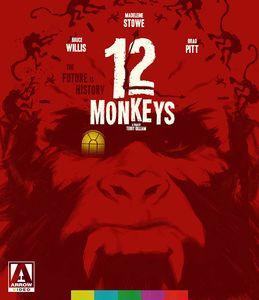 12 Monkeys , Bruce Willis