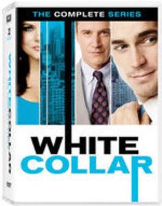 White Collar: The Complete Series , Matt Bomer