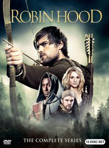 Robin Hood: The Complete Series , Sam Troughton