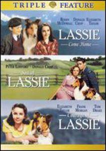 Lassie Come Home /  Son of Lassie /  Courage of Lassie