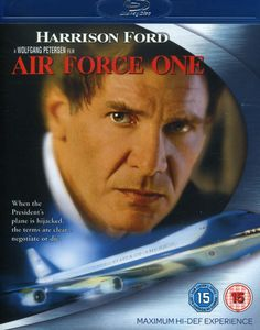 Air Force One (Blu-ray) [Import]