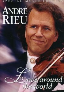 Andre Rieu-Love Around the World [Import]