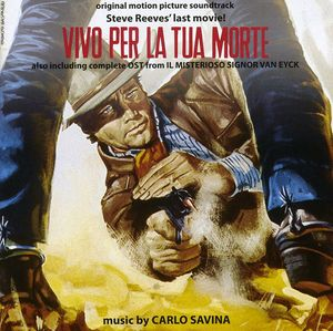 Vivo Per la Tua Morte [Import]