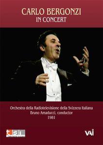 Carlo Bergonzi in Concert