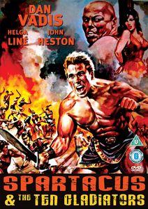 Spartacus & the Ten Gladiators [Import]