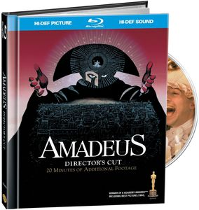 Amadeus (Digibook)