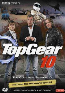 Top Gear 10: The Complete Season 10
