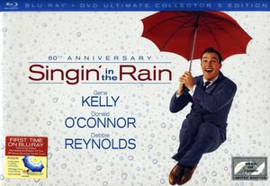 Singin' in the Rain (60th Anniversary Ultimate Collector's Edition)