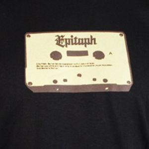 Cassette Basic T-Shirt Black - XL