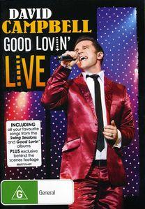 Good Loovin Live [Import]