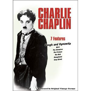 Charlie Chaplin: Volume 8