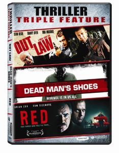 Thriller Triple Feature: Outlaw /  Dead Man's Shoes /  Red