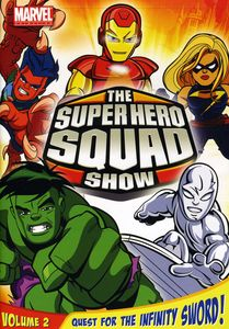 The Super Hero Squad Show: Quest for the Infinity Sword!: Season 1 Volume 2