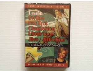 Romance of Dance Instruction Series Swing & Fox TR