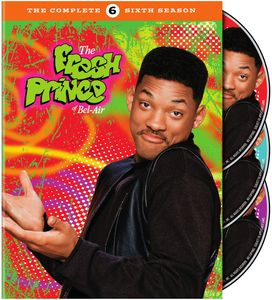 The Fresh Prince of Bel-Air: The Complete Sixth Season