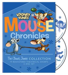 Looney Tunes the Chuck Jones Collection Mouse Chronicles