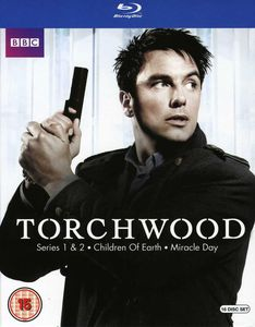 Torchwood: Series 1-4 [Import]
