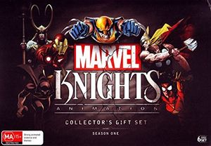 Marvel Knights-Season 1 (Collector's Edition) [Import]