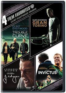 4 Film Favorites: Clint Eastwood Drama