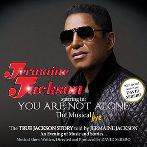 You Are Not Alone: Only Jackson Musical