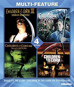 Children of the Corn 4-Film Series