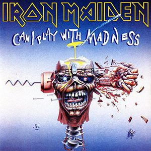 Can I Play with Madness [Import] , Iron Maiden