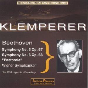 Sinfonie 5 & 6 /  Wiener Sinfoni