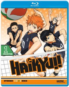 Haikyu: Collection 1
