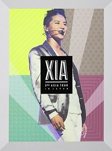 Xia 2nd Asia Tour Concert Incredible in Japan [Import]