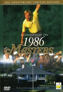 Highlights of the 1986 Masters Tournament: 20th Anniversary