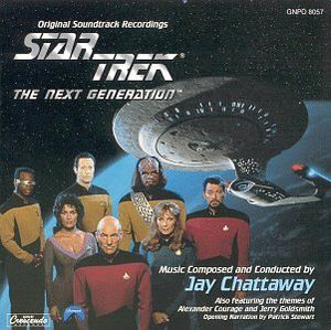 Star Trek The Next Generation 4 (Original Soundtrack)
