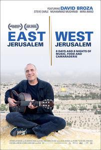 East Jerusalem West Jerusalem