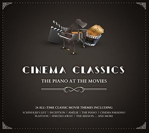 Cinema Classics: Piano At The Movies [Import]