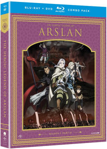 The Heroic Legend of Arslan: Season One - Part Two