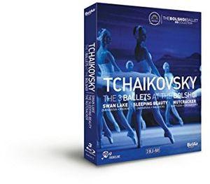 Tchaikovsky: The 3 Ballets at the Bolshoi