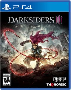 Darksiders 3 for PlayStation 4