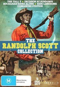 Randolph Scott Collection [Import]
