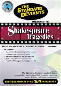 Shakespeare Tragedies-Titus An