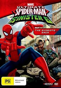 Ultimate Spider-Man: The Symbiote Saga [Import]