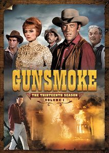 Gunsmoke: The Thirteenth Season Volume 1 , James Arness