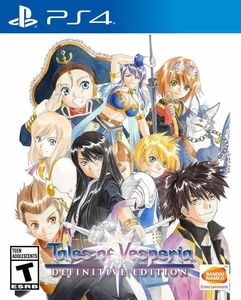 Tales of Vesperia - Definitive Edition for PlayStation 4