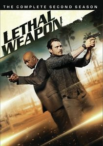 Lethal Weapon: The Complete Second Season , Clayne Crawford