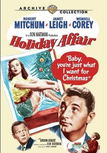 Holiday Affair , Robert Mitchum
