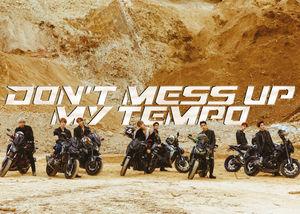 EXO The 5th Album 'DON'T MESS UP MY TEMPO' (Moderato Ver.) , Exo