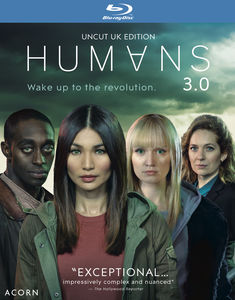 Humans 3.0 , Colin Morgan