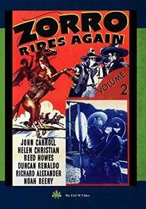 Zorro Rides Again, Vol. 2