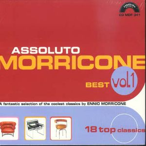 Assoluto Morricone 1 (Original Soundtrack) [Import]