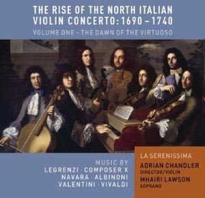 Rise of the North Italian Violin Concerto 1960 1