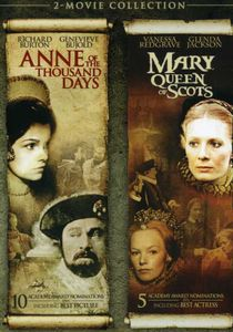 Anne of the Thousand Days /  Mary Queen of Scots , Glenda Jackson
