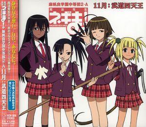 Negima Mahoragakuen Chutobu 2-A: Budou (Original Soundtrack) [Import]